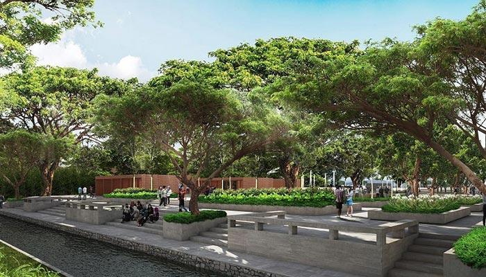 Taman Sekartaji Kediri