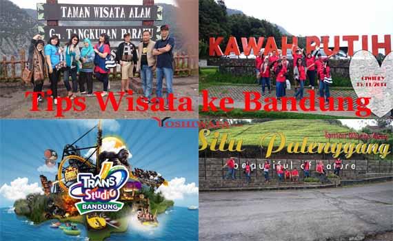 Tips Wisata ke Bandung