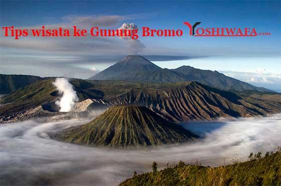 Tips wisata ke Gunung Bromo