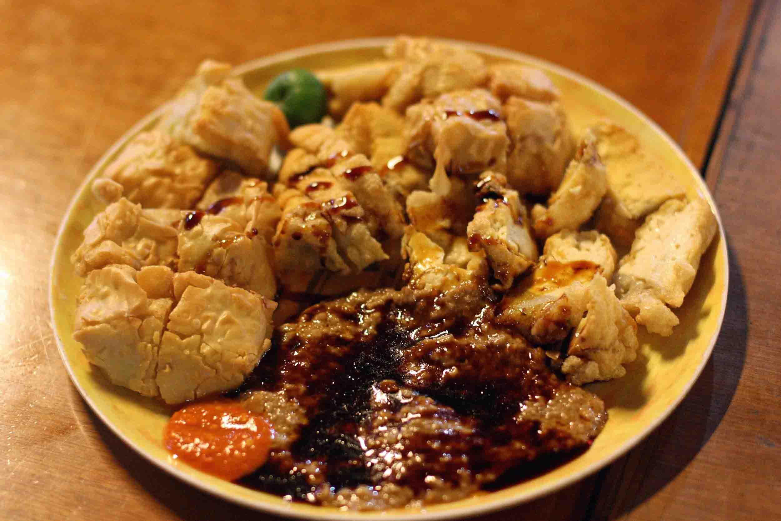 Kuliner Batagor khas Bandung