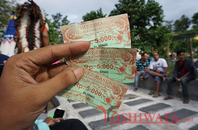 Harga Tiket Masuk Kampung Indian