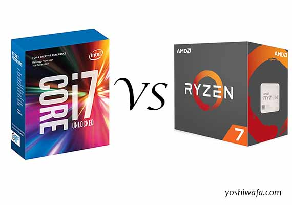 Intel Kaby Lake vs AMD Ryzen