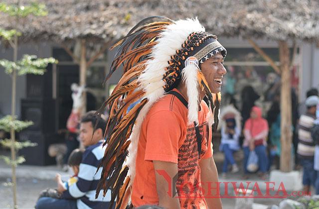 Topi Orang Indian