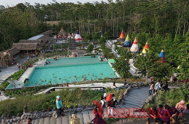 Foto Kampung Indian