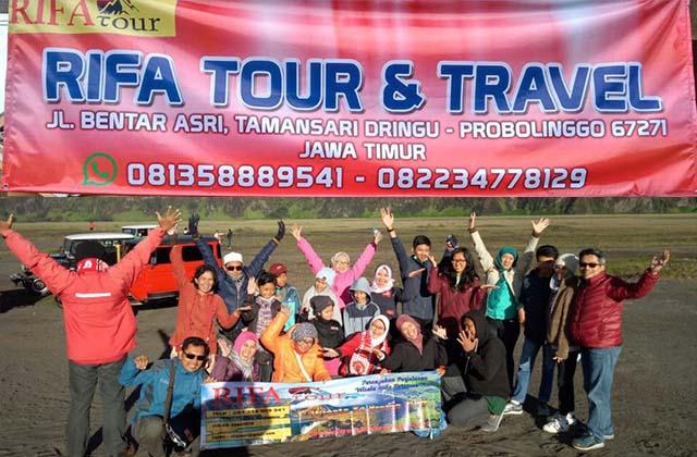 Travel Agent Surabaya Bromo