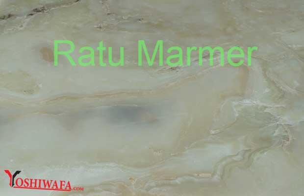 Lantai Ratu Marmer Tulungagung