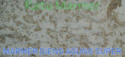 Marmer Dieng Agung Super