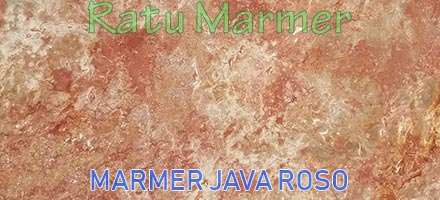 Marmer Java Roso