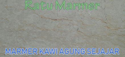 Marmer Kawi Agung Sejajar