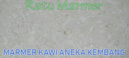 Marmer Kawi Aneka Kembang