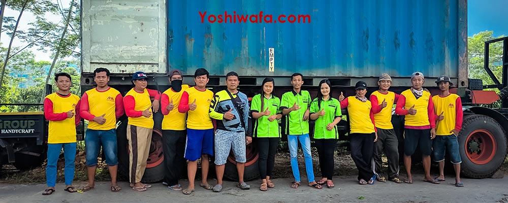 Crew Ratu Marmer Tulungagung