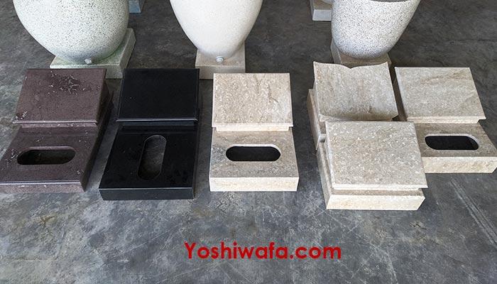 Model Kijing Makam Marmer dan Granit